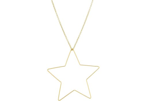 Girly Starry Eyed Necklace