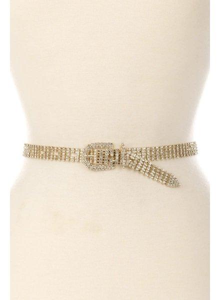 Fame Kristal Belt