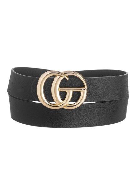 Joia Shoes Double G Belt