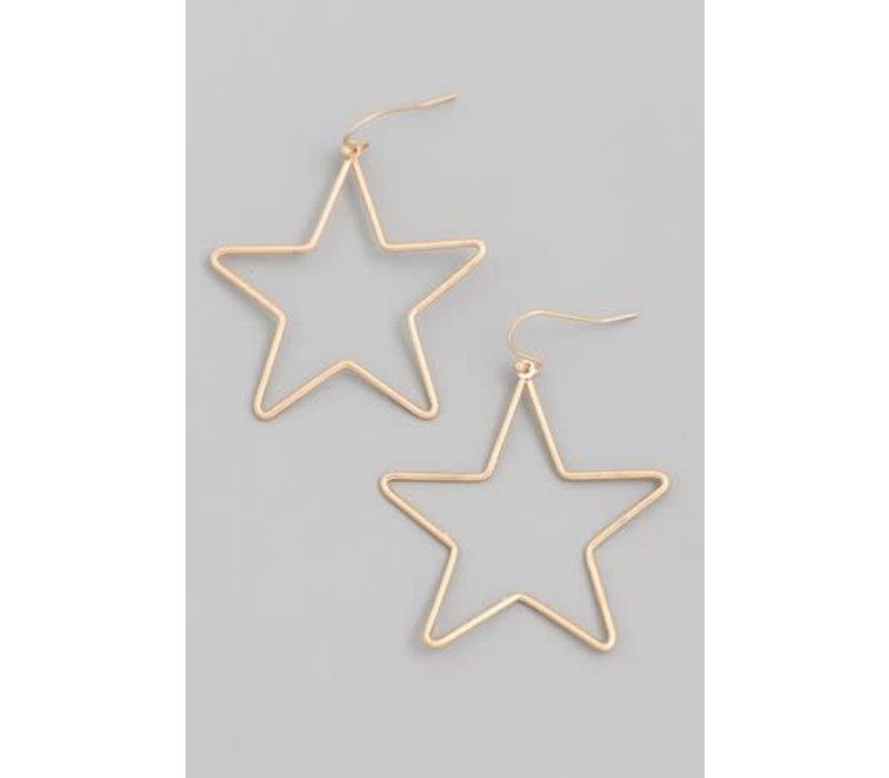 Babely Star Earrings