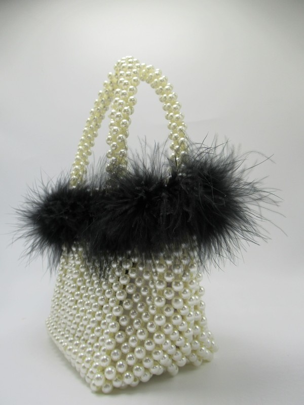 I.CCO Accessories Tickle My Pearls Bag