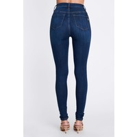 Maya Button Fly Jeans