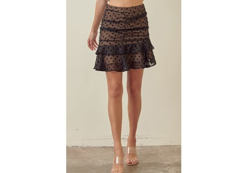 Storia Dot You Covered Skirt