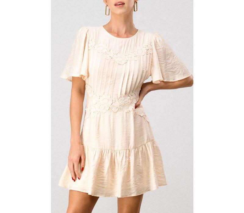 In Lace Of Emergency Dress