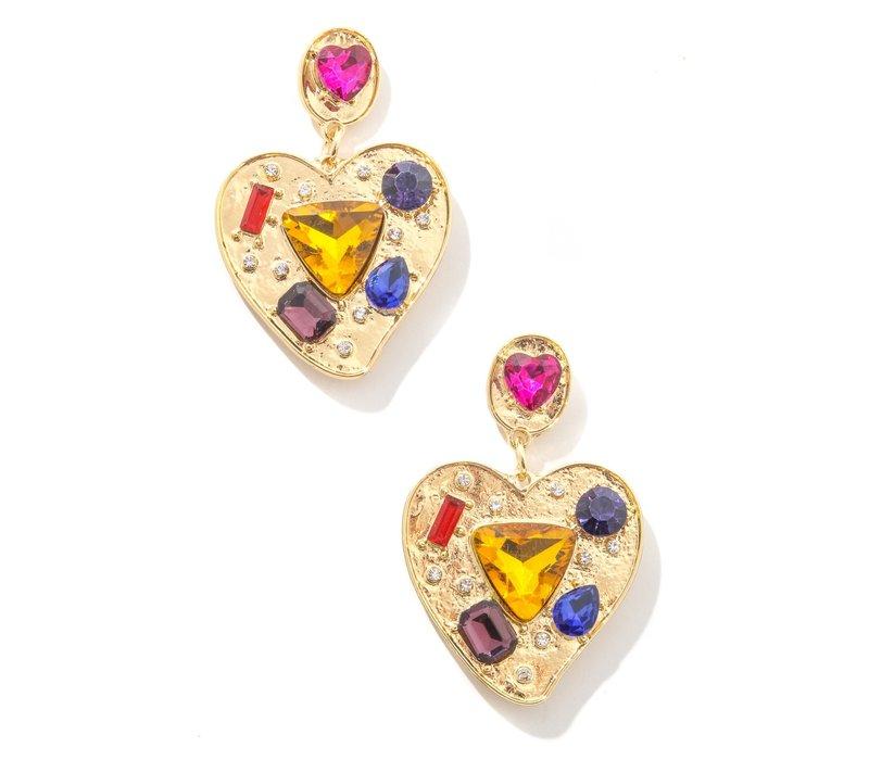 Heart To Hear Earrings