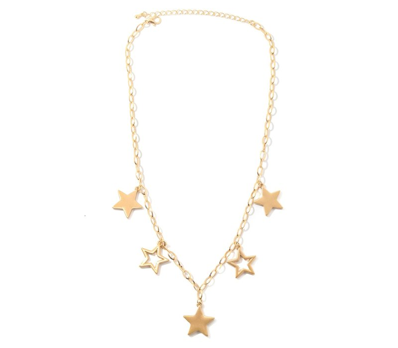Gonna Be A Big Star Necklace