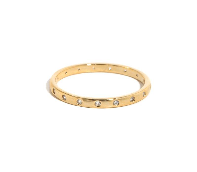 Dainty Stones Ring
