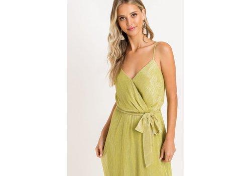 Lush Shimmer Of Hope Dress