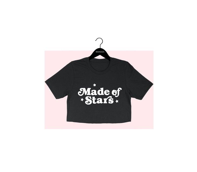 Made Of Stars Crop Top