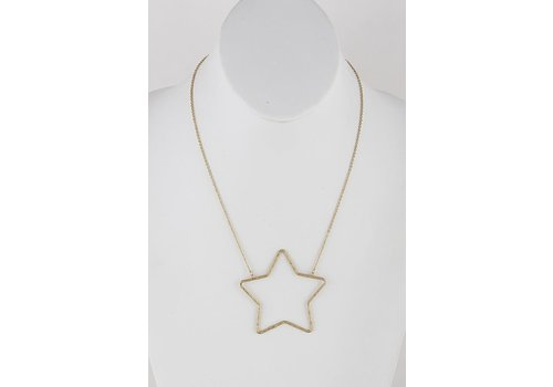 Bag Boutique Written In The Stars Necklace