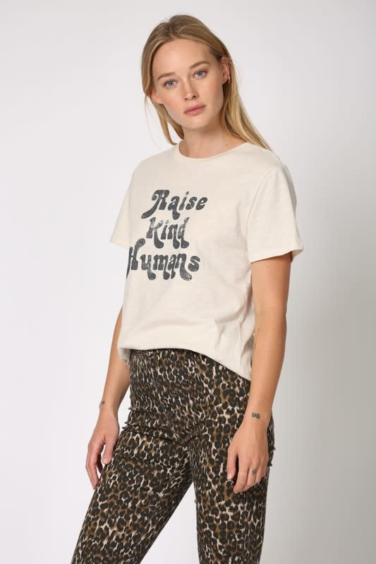 By Together Raise Kind Humans Tee