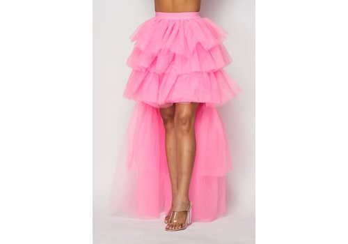 AAAAA Fashion Tulle Cool For Rules Skirt