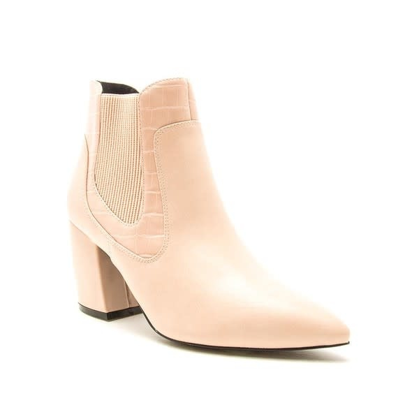 Fashion Chic Block His Number Boots
