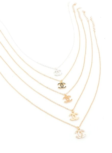Mark Ashton Coco Classic Necklace