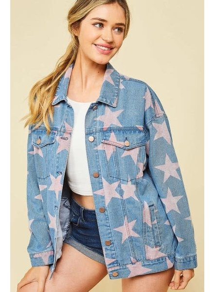 A Beauty BNB Star Behavior Jacket