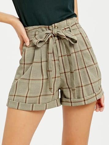 Wishlist Checking Up On You Shorts