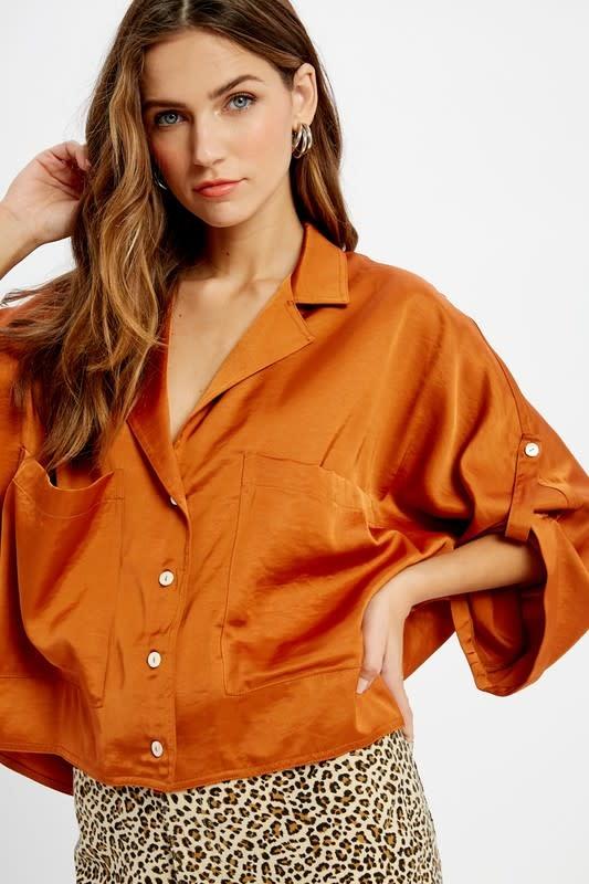 Wishlist Sleeking To Me Shirt