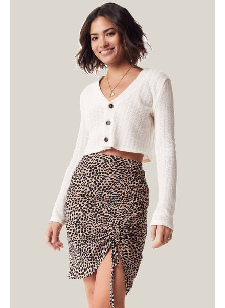 Sadie & Sage Hot Nights Skirt