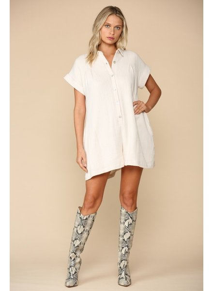 By Together Lucy Relaxed Romper