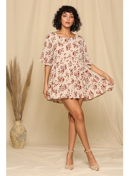 By Together Woodstock Babydoll Dress