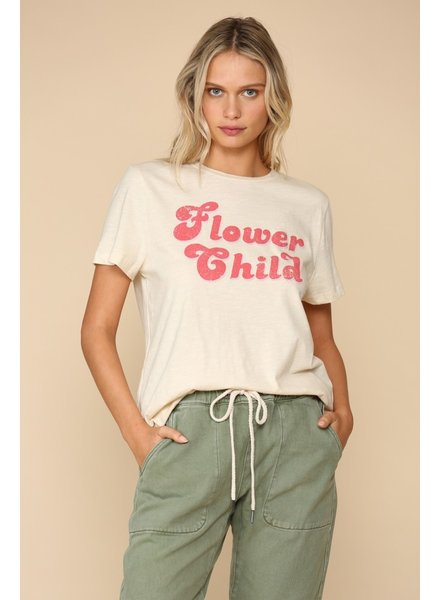 By Together Flower Child Graphic Tee