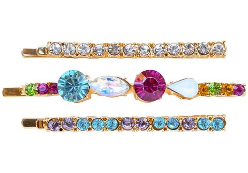 Gemelli Christy Bobby Pin Set