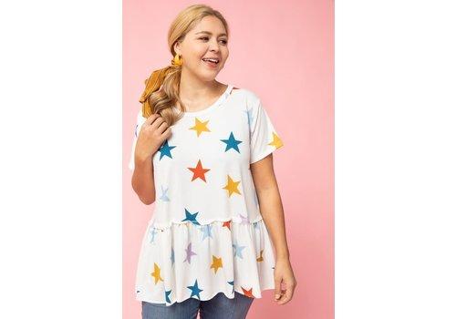 La Vida Stargirl Tunic (Plus)