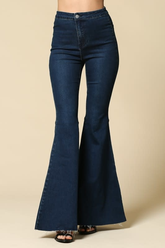 By Together Seriously Don't Flare Jeans
