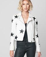 Blank NYC Kick Off Leather Jacket