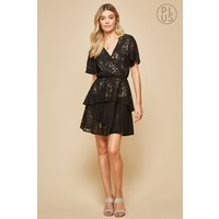 Roxie Lace Dress (Plus)