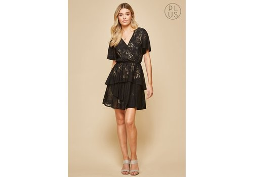 Andree Roxie Lace Dress (Plus)