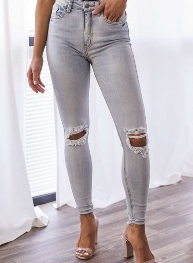High & Mighty Jeans