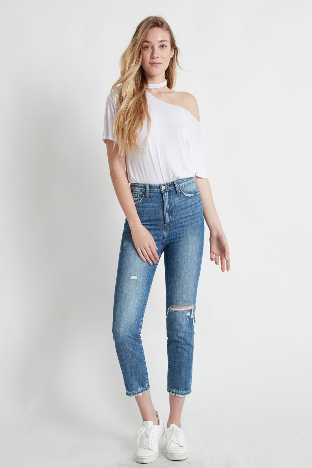 Not Your Mom Jeans