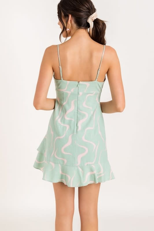 Pull It Together Dress