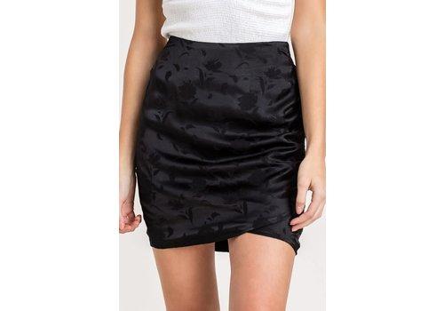 Lush Photo Finish Mini Skirt