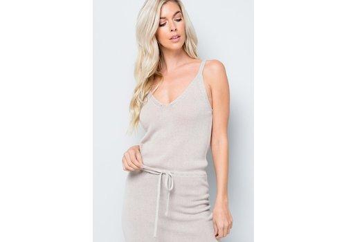 Sweet Lovely By Jen Skims Lounge Midi Dress