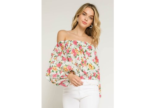 Olivaceous Hey Pick Me Top