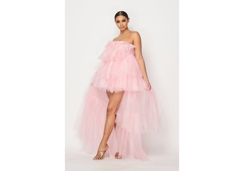 She Tulle Cool For School Dress
