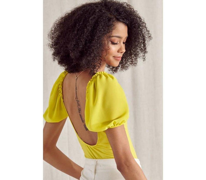 Sweet & Sour Bodysuit