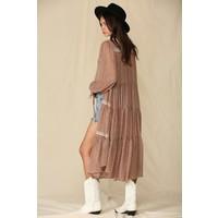 Folklore Kimono