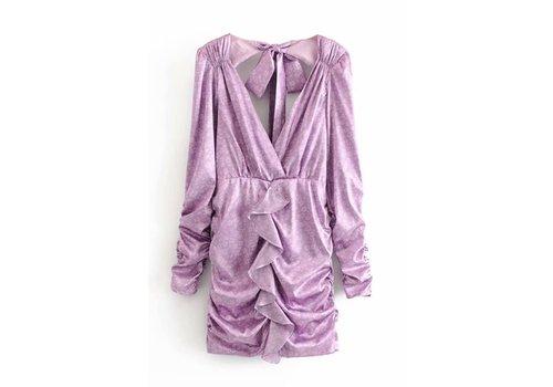 Shampoo Diamonds & Frills Dress