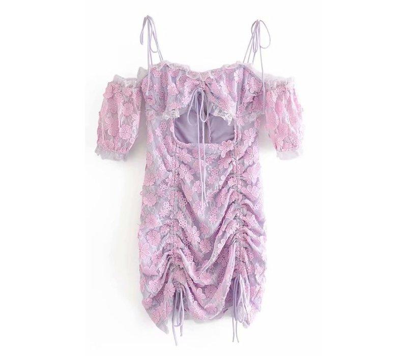 It's Touch & Go Dress