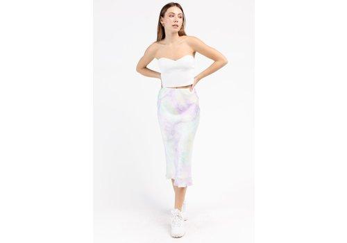 Le Lis So Fresh Midi Skirt