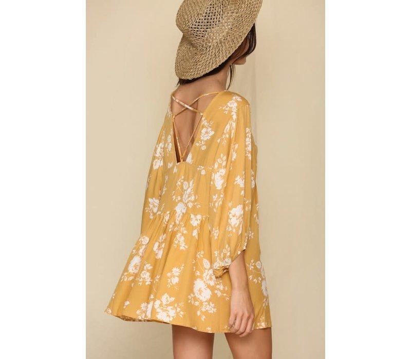 You're A Sunflower Dress