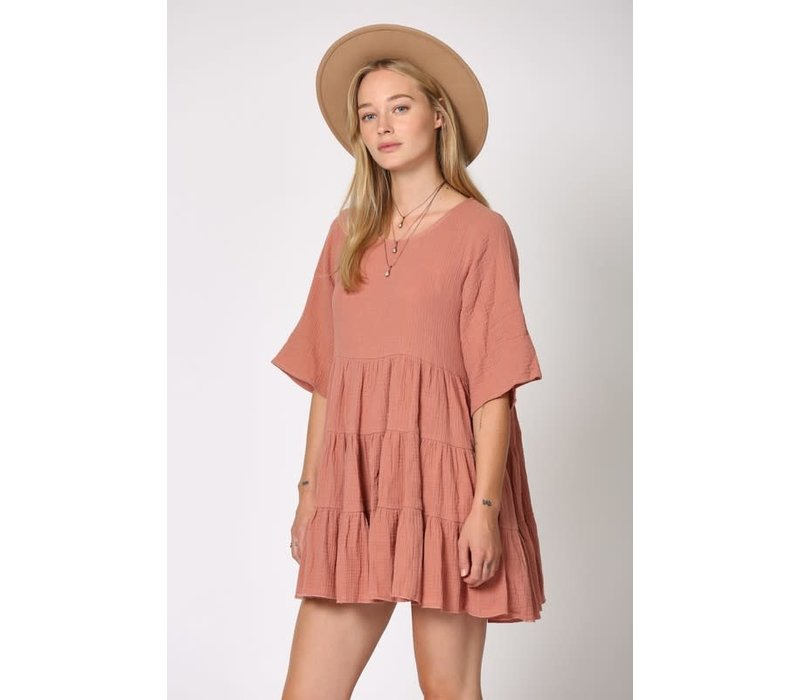 Not Your Babydoll Dress
