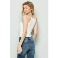 Halter Neck Bodysuit