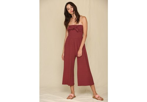 By Together Lulu Strapless Jumpsuit