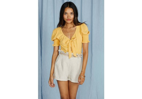 Sage The Label Sunbaked Top