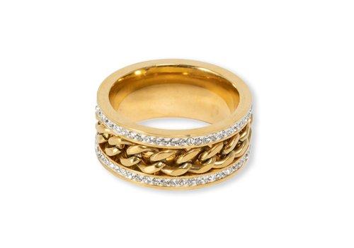 Bracha Parker Chain Ring