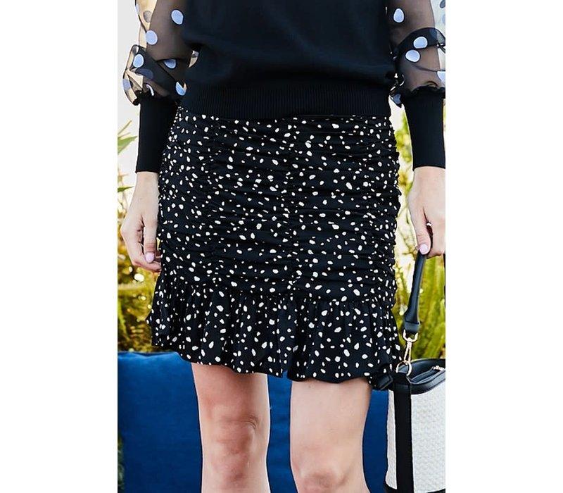 She's Dot It All Skirt